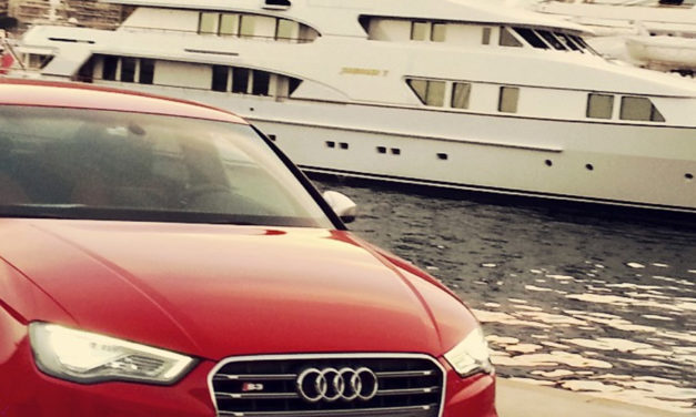 Time to say Good bye – im Audi S3